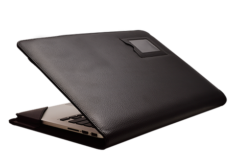 leather cover for macbook