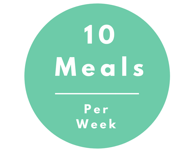 10 Pack Meal Plan