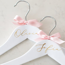 Load image into Gallery viewer, Children's Personalised Hanger - Bespoke Baby Co