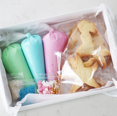 Mermaid DIY Cookie Kit - Bespoke Baby Co