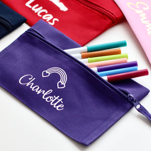 Personalised Pencil Case - Bespoke Baby Co
