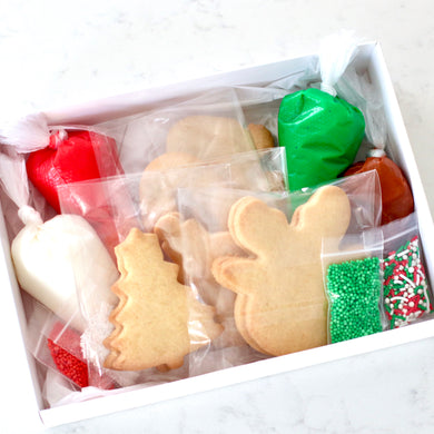 Christmas DIY Cookie Kit - Bespoke Baby Co