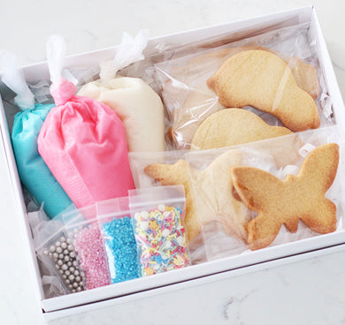 Mixed DIY Cookie Kit - Bespoke Baby Co