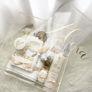 Luxe Catholic Package - Bespoke Baby Co