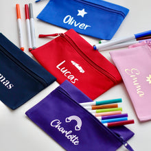 Load image into Gallery viewer, Personalised Pencil Case - Bespoke Baby Co
