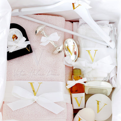 Luxe Initial Orthodox Package - Bespoke Baby Co