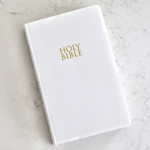 Personalised Catholic Bible (NIV) - Bespoke Baby Co