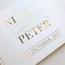 Load image into Gallery viewer, Personalised Guest Book - Bespoke Baby Co