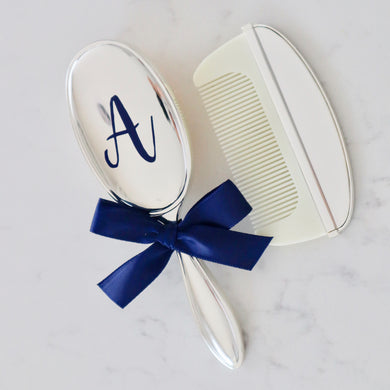 Personalised Brush & Comb Set - Bespoke Baby Co