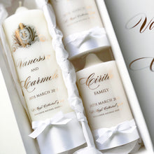 Load image into Gallery viewer, Wedding Unity Candle Set - Bespoke Baby Co