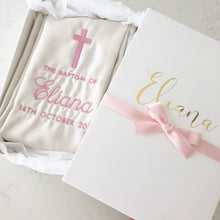 Load image into Gallery viewer, Baptism Stole - Bespoke Baby Co