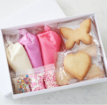 Load image into Gallery viewer, Unicorn & Rainbows DIY Cookie Kit - Bespoke Baby Co