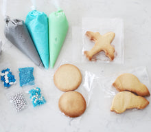 Load image into Gallery viewer, Cars & Planes DIY Cookie Kit - Bespoke Baby Co