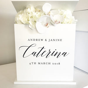 Personalised Wishing Well - Bespoke Baby Co