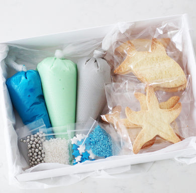 Ocean DIY Cookie Kit - Bespoke Baby Co