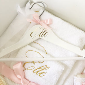 Children's Personalised Hanger - Bespoke Baby Co