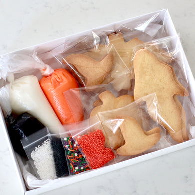 Halloween DIY Cookie Kit - Bespoke Baby Co