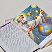 Load image into Gallery viewer, Catholic Child's First Bible ( Personalised) - Bespoke Baby Co
