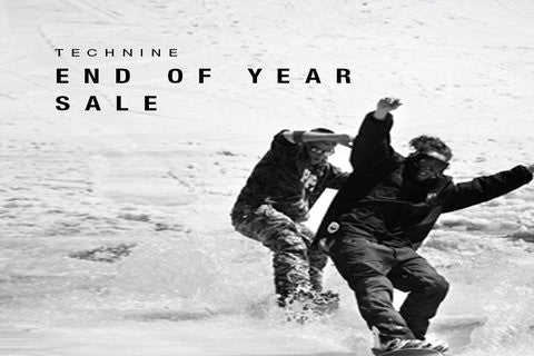 Technine End of the Year Sale