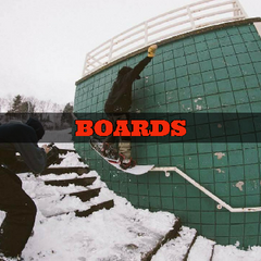 2019-2020 Snowboards