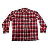 FLANNEL BUTTON HW