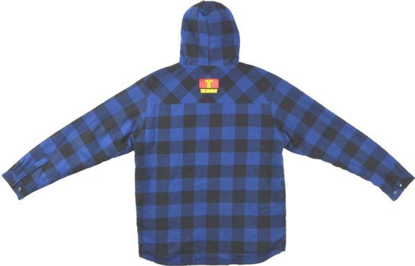 QUILTED INSULATED FLANNEL