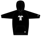 SPLIT HOODY LW DWR COATING