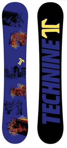 TEAM STICK SNOWBOARD F20