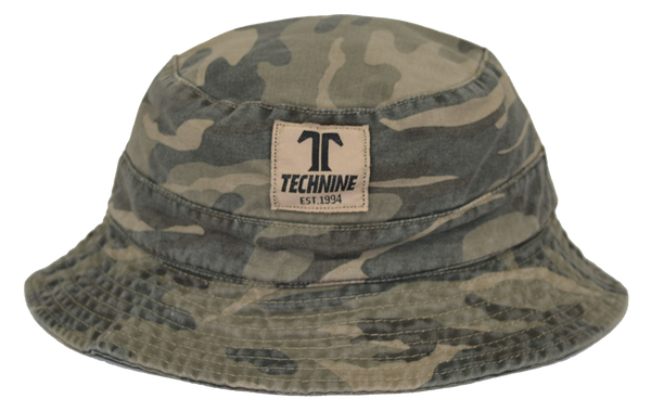 WOODLAND BUCKET HAT CAMO F19