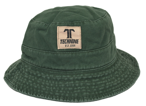 WOODLAND BUCKET HAT ARMY GREEN F19