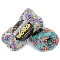 2*100g ball Noro Mirai Cotton Silk Blended Handknitting Yarn - Sissystreasurechest