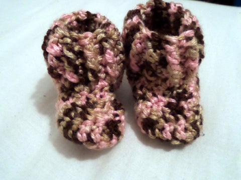 Crochet Baby Booties, Baby Girl Shoes, Baby Slippers