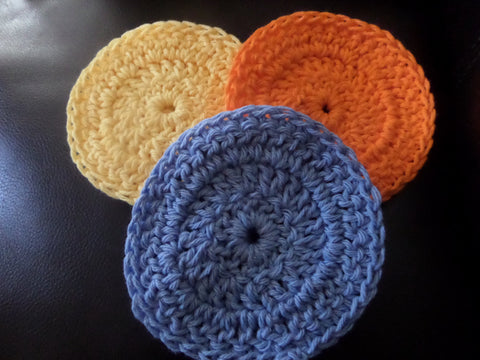 Crochet Scrubbies, Kitchen Accessories