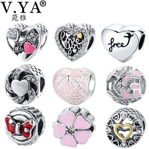 Women's Men's Beads Charms Pandora Bracelets & Bangles