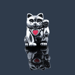 Women jewelry crystal apple diy beads cute bear charms - Sissystreasurechest