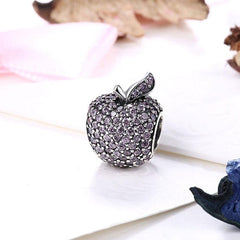 Silver Bead for Pandora Crystal DIY Charm Beads for Jewelry Making Men Women - Sissystreasurechest