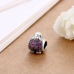 Silver Beads Charm for Pandora Silver Bead for Jewelry Making Big Hole Accessories - Sissystreasurechest