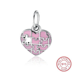 925 Sterling Silver Charms fit for Pandora Bracelets - Sissystreasurechest