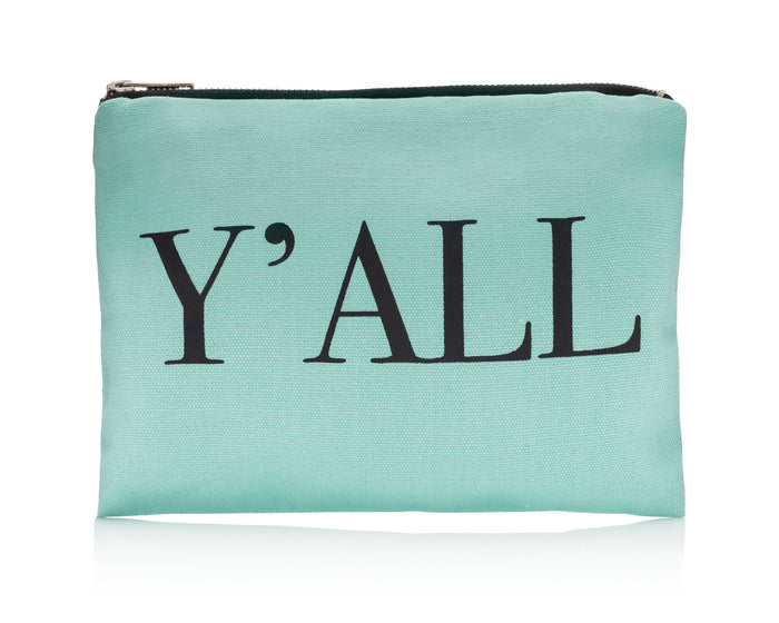 Y'all Canvas Bag