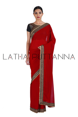 Shrishti – Latha's  Signature Saree
