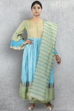 Sea Blue Salwar
