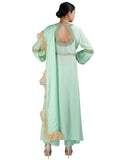 Sea Green Salwar