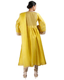 Yellow Salwar