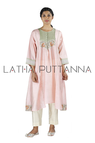 Light Pink Salwar