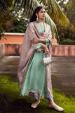 Mint green Salwar