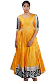 Royal Yellow Salwar