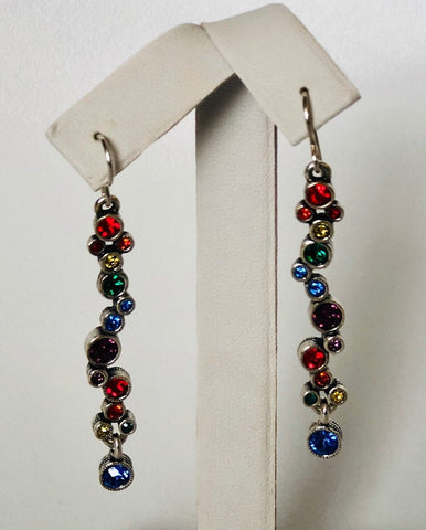 Patricia Locke Long Earrings