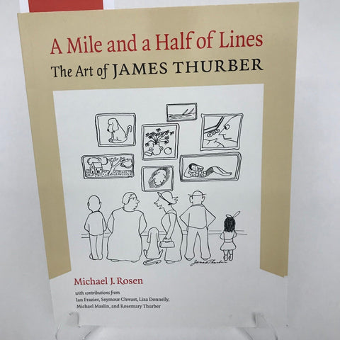 James Thurber Catalog