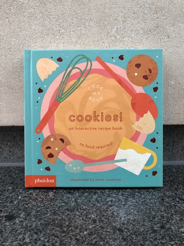 Cookies! an interactive recipe book.