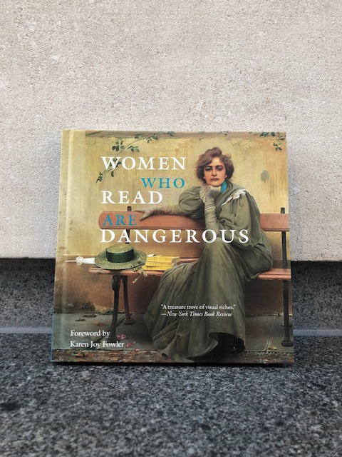 Women Who Read are Dangerous by Stefan Bollmann
